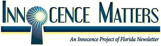 Innocence Matters - The print version is available on-line.